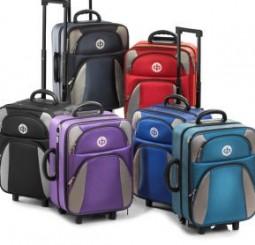 Drakes Pride Trolley bag