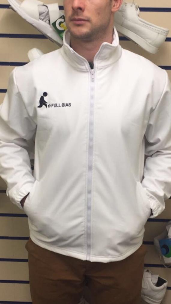 Full Bias Soft Shell Jacket