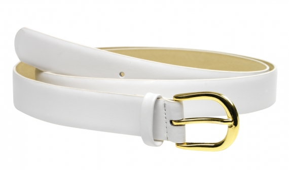 Thomas Taylor White Belt