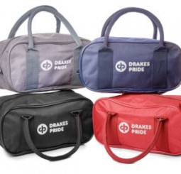 Drakes Pride Two Bowl Zipped Bag