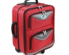 Emsmorn Classic Trolley Bag Red