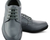 Emsmorn Windsor Lace Up Grey Pair