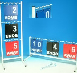 Set of Six Horizontal or Vertical Scoreframes