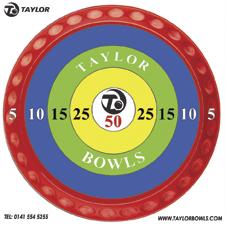 Target Diamond, Thomas Taylor