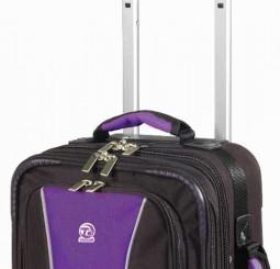 Taylor Mini Trolley Case Purple