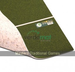 Wygreen Original Medium Fast Short Mat Carpet