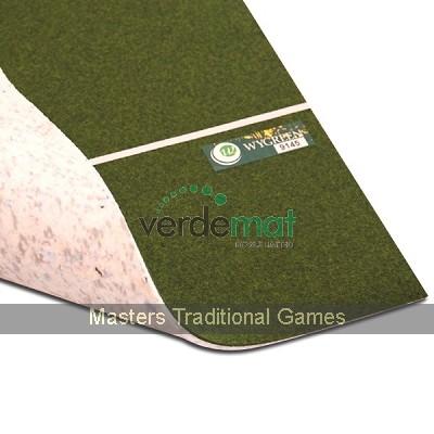 Wygreen Original Medium Fast Short Mat Carpet