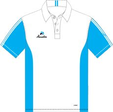 HENSELITE SLICE POLO SHIRT RBW